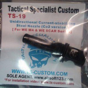 T.S.C 鋼製汽缸推彈機構 41.42.43.44.45.46號零件 CO2 WE 專用 TSC-TS-19