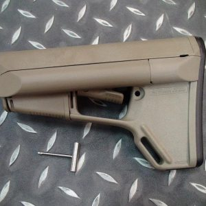 正廠 Magpul ACS FOR AEG M4-M16 電動槍專用槍托 沙色下標區 MAGPUL-056-DE