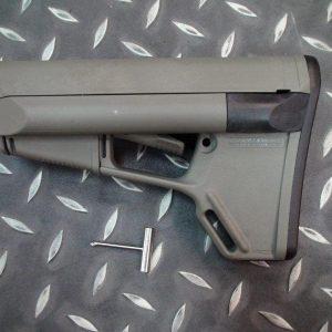 正廠 Magpul ACS FOR AEG M4-M16 電動槍專用槍托 RG色下標區 MAGPUL-056-FG