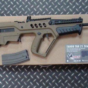 ARES TAR-21 AEG 電動槍 CYBERGUN 授權 沙色 ARES-AEG-44-DE