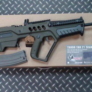 ARES TAR-21 AEG 電動槍 CYBERGUN 授權 OD 綠色 ARES-AEG-44-OD