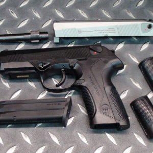 買CNC鋁合金切削滑套送 3 PX4 瓦斯手槍 瓦斯BB槍 RG色下標區 CNC-3PX4-RG