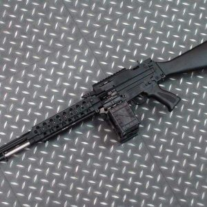 U.S. Navy M63A1 Tactical Rail Version MG STONER 史東納 魚骨版本 GP-AEG024