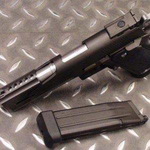 WE HI-CAPA 5.1 5吋龍斜紋A版 全金屬 瓦斯槍 WEB01S-51A