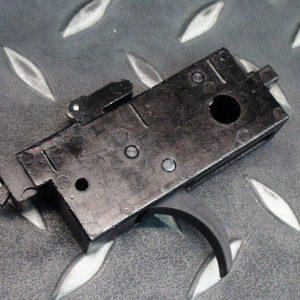 WE M4 M16 T91 HK416 R5C 火控總成 板機組總成 #47~#67 號原廠零件