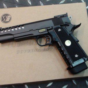 WE HI-CAPA 5.1 握把裸空版 全金屬 瓦斯槍 GBB WEB01S-51-14-S
