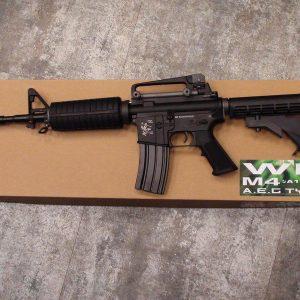 WE M4 AEG 電動槍 全金屬 WE-AEG-M4