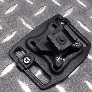 FMA 戰術腰掛長槍用快拔槍套 WEAPONLINK belt version 黑色下標區 TB400