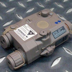 復刻 AN/PEQ-15 LA-5 電池盒 沙色 TB419