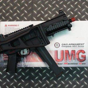 G&G 怪怪 UMP AEG 電動槍 GG-UMP