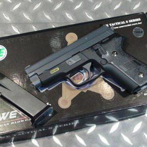 WE 全金屬 P229 GBB 瓦斯手槍 WEB01-P229-B