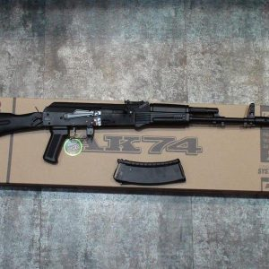 KSC KWA AK74M GBB 瓦斯槍 SYSTEM7 仿真可動槍機~有後座力 KWA-AK74M