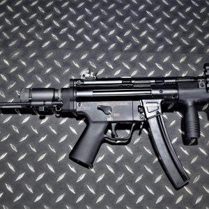 VFC HK MP5K PDW Gen2 瓦斯槍 GBB 衝鋒槍 移植 HK 416C 風格後托