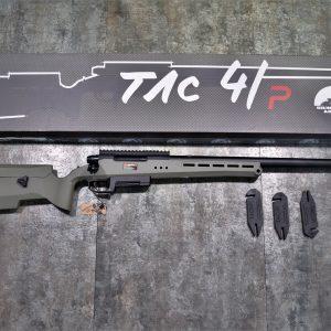 Silverback Airsoft SBA Maple Leaf TAC-41 P 手拉空氣狙擊槍 綠色 M-TAC41P-OD