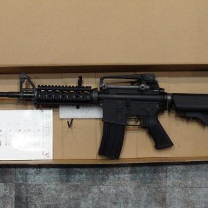 WE M4A1 RIS 全金屬 電動槍 AEG WE-AEGS-M4RIS
