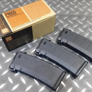 KWA KSC MAGPUL PTS M4 ERG 後座力電槍專用 PMAG 彈匣 KWAA-PTS-RM4S