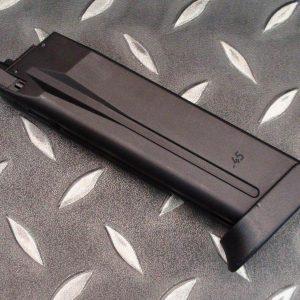 KWA / KSC HK 45 UMAREX 金屬 瓦斯槍彈匣 KSCA-HK45