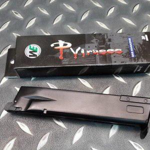 WE P-VIRUSES 惡靈古堡 瓦斯手槍 瓦斯彈夾 32發 長 P226 P229 通用 WEA11S