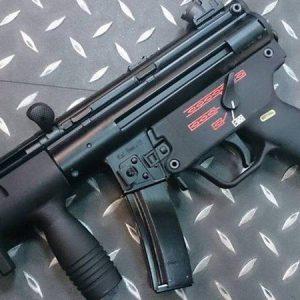 WE MP5K APACHE 阿帕契 GBB 全金屬 瓦斯槍 WE-MP5K