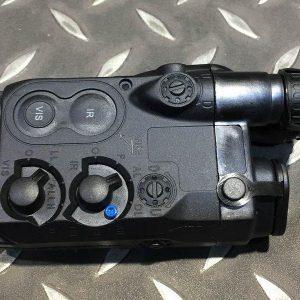 復刻 AN/PEQ-16 電池盒 battery case 黑色下標區 WIIA01 B
