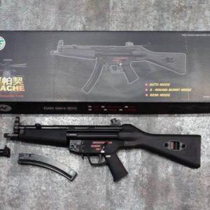 WE MP5A2 阿帕契 GBB 瓦斯槍 衝鋒槍 Blowback 槍機可動 WE-MP5KA2