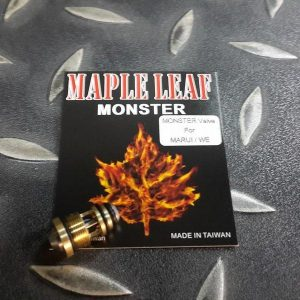 楓葉精密 Maple Leaf AMG VFC/ WE GLOCK 系列瓦斯槍 GBB VFC MP5 UMP 可用 高效能變態氣閥 M-GBB-A