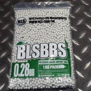 BLS 0.28g 3500發裝 生存遊戲專用BB彈 1-5包單一運費 0.28  BLS-H28C