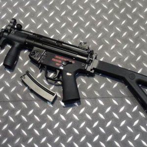 WE 阿帕契 MP5K PDW 氣動 GBB 瓦斯槍 WE-MP5KPDW