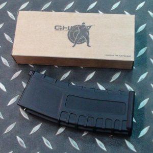 GHK G5 GBB彈匣 黑色下標區 GHKA-G5