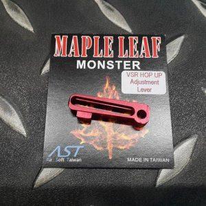 楓葉精密 Maple Leaf VSR 鋁合金下壓桿 DT M40 hop 調壓桿 M-VSR-01