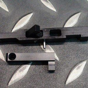 楓葉精密 Maple Leaf MARUI VSR-10 VSR10 USR-11 BAR-10 DT M40 鋼製扳機強化套件組 翹翹板 三鐵套件包 M-VSR-03