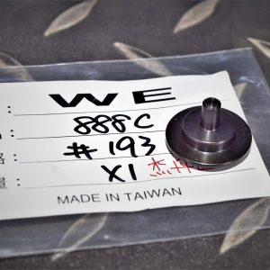 WE HK 416C 888C 槍托底版頂針 #193 號原廠零件 WE-888C-193