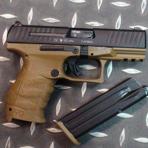 VFC UMAREX Walther PPQ M2 瓦斯 GBB 手槍 沙色 VFC-PPQ-A