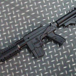 WE Keltec PLR-16 TEC GBB 瓦斯槍 WE-PLR16