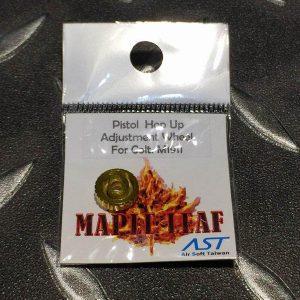 楓葉精密 Maple Leaf HOP M1911 .45 MEU 手槍微調 調整輪 M-1911-01