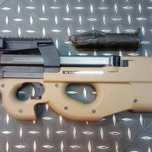 WE P90 GBB 衝鋒槍 瓦斯槍 沙色 WE-P90-A