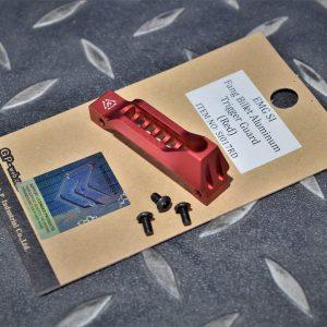 G&P EMG SI風格 CNC 鋁合金 板機 扳機護弓 護罩 紅色 GP-SI017RD
