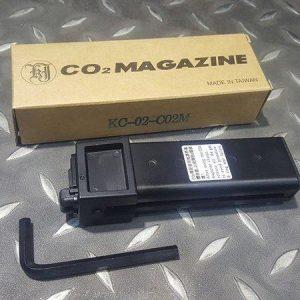 KJ KC-02 KC02 CO2 全金屬加長CO2彈匣 KJA-KC02-CO2