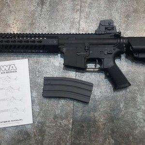 KWA KSC KR9 M4 KeyMod 魚骨 電動槍 KWA-KR9