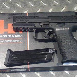 VFC UMAREX HK VP9 瓦斯手槍 鋼套件特式精裝版 VFC-VP9-1