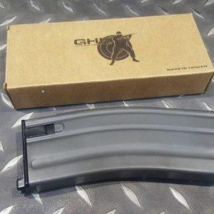 GHK 新版 M4瓦斯彈匣 鐵匣 GHKA-M4