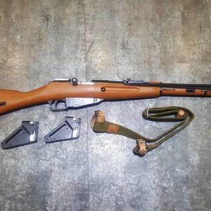 WG 莫辛納甘 Mosin Nagant 世界大戰名槍 CO2系統 附刺刀 槍背帶 LS-WG010