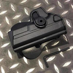 以色列軍事工業 IMI 真品 快拔槍套 CQC Smith&Wesson M&P9 警用 IMI-Z1120
