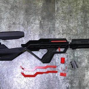 SRU 犢牛式套件 GHK AK系列專用套件 黑色 SRU-AK-BK