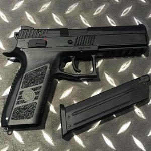KJ CZ P-09 DUTY GBB 半金屬瓦斯槍 KJ-CZ P09-1