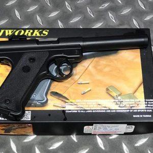 KJ MK1 黑色 金屬彈匣 瓦斯手槍 KJ-MK1