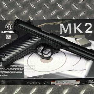 KJ MK2 半金屬 直壓式 CO2手槍 MK1進化版 KJ-MK2-CO2