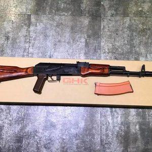 GHK AK 全鋼製 AK74 GBB 突擊步槍 GHK-AK74
