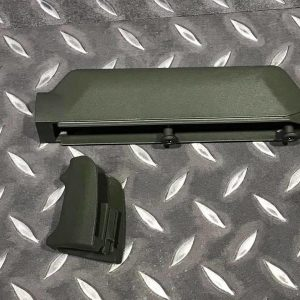 ARES AS01 狙擊槍 握把 貼腮 組 綠色 AS-GP001-OD