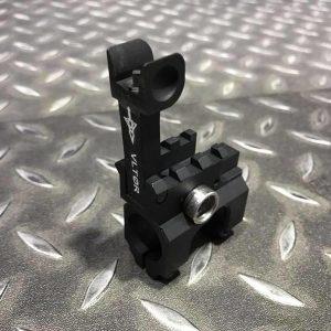 鋁合金 CNC Vltor Sight Tower 摺疊準星 DR-050